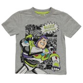 T-Shirt Gar�ons Disney Toy Story Buzz L'�clair