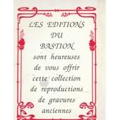 Porte Folio De10 Gravures Par Les Editions Du Bastion.