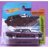 Hotwheels (G18) / Mattel - '64 Chevy Chevelle Ss