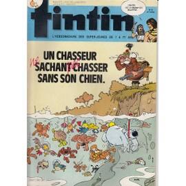 Tintin L'hebdomadaire Des Super Jeunes N� 553 : Tintin