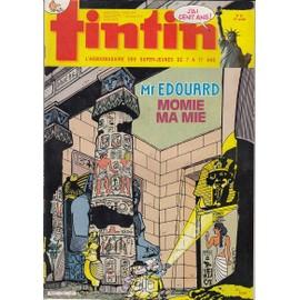 Tintin L'hebdomadaire Des Super Jeunes N� 569 : Tintin