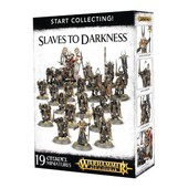 Warhammer Age Of Sigmar - Start Collecting! Slaves To Darkness (70-83)