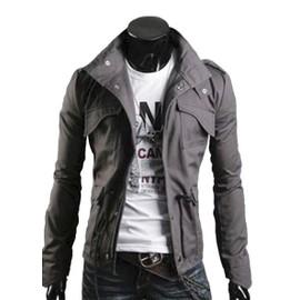 Veste Homme Manteau Blouson Fashion Mode Hivers Tendance Look Branch� Classe Et Tendance