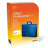 Ms Office 2010 Professional Plus 32/64 - 1 Pc - Multi-Lingual Full Version