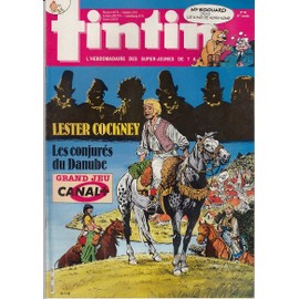 Tintin L'hebdomadaire Des Super Jeunes N� 585 : Tintin