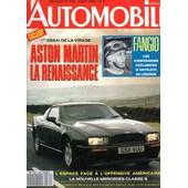 L'automobile N�530 Aout 1990 - Mercedes-Rover-Alfa-Vw-Ford-Colani-Volvo-Fangio-Ferrari-Monospace-F1