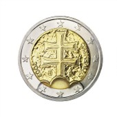 2� Slovaquie 2011 (Pi�ce Nationale)