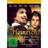 Heinrich, Der Gute K�nig (3 Discs) de Marcel Camus