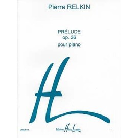prélude opus 36 pour piano