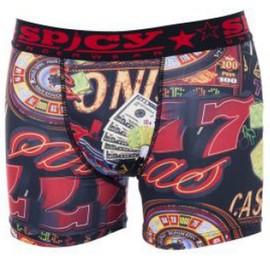 Boxer Spicy Underwear En Microfibre