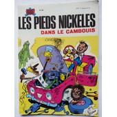 Les Pieds Nickel�s Dans Le Cambouis. Album N�60