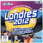 Londres 2012 Fran�aise Des Jeux