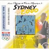 Sydney 2000 (Basket-Ball) Fran�aise Des Jeux