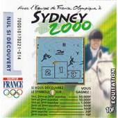 Sydney 2000 (�quitation) Fran�aise Des Jeux