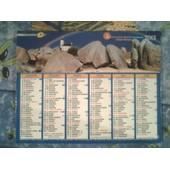 Almanach Cartier Bresson Bretagne Corse