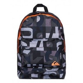 Quicksilver Sac � Dos Everyday Poster Scolaire �cole Enfant Gar�on Gris