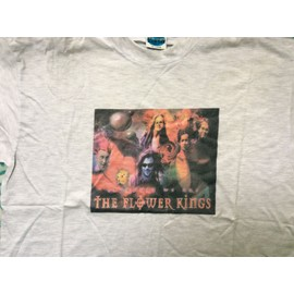 Tee shirt The Flower Kings Stardust We Are