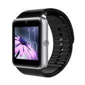 Montre Connect�e Smart Watch Noir Et Grise