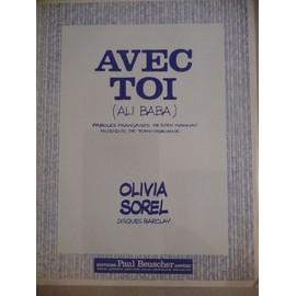 AVEC TOI (Ali Baba) Olivia Sorel