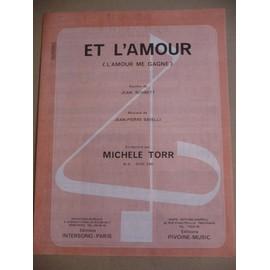 ET L'AMOUR Michèle Torr