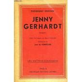 Jenny Gerhardt - Les Maitres Etrangers de DREISER THEODORE