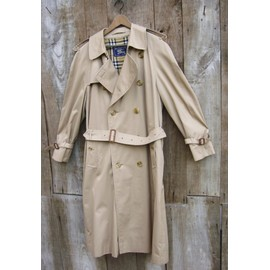 Trench Burberrys Vintage Taille 48 Comme Neuf