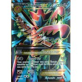 Carte Pok�mon 120/122 M�ga Cizayox Ex 220 Pv - Ultra Rare