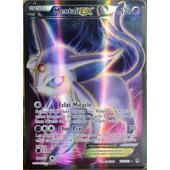 Carte Pok�mon 117/122 Mentali Ex 170 Pv - Ultra Rare