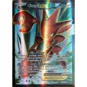 Carte Pok�mon 119/122 Cizayox Ex 170 Pv - Ultra Rare