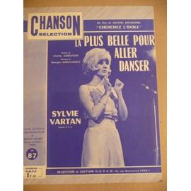 La plus belle pour aller danser Sylvie Vartan