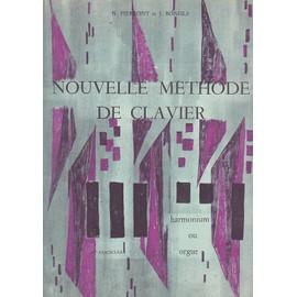 nouvelle methode de clavier 3ém volume harmonium ou orgue