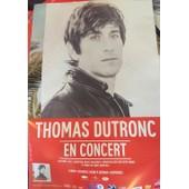 Thomas Dutronc - En Concert - Affiche / Poster Livr� Roul�