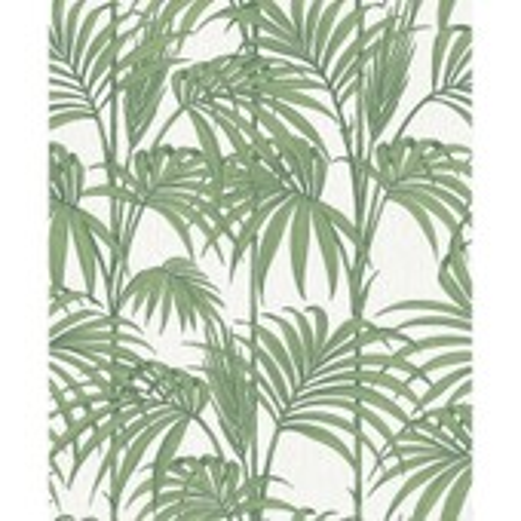 Papier Peint Support Intiss� Honolulu Vert