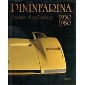 Pininfarina 1930-1980 de Merlin, Didier