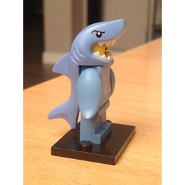 Lego Figurine Requin De La S�rie 15
