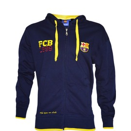 Sweat Bar�a - Collection Officielle Fc Barcelone