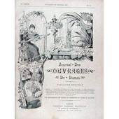 Journal Des Ouvrages De Dames, Publication Mensuelle : Du N� 102 De Septembre 1896 Au N� 129 De D�cembre 1898 de Journal des Ouvrages de Dames