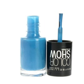 Vernis � Ongles Colorama Gemey Maybelline - 283 Babe Its Blue