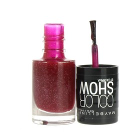 Vernis � Ongles Colorama Gemey Maybelline - 265 Wine Shimmer