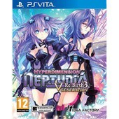 Hyperdimension Neptunia Re;Birth 3 - Generation V