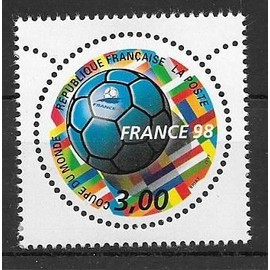 """Timbre de 1998,n°3139.""""France"""