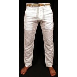 Pantalon Lin + Ceinture Neuf Homme