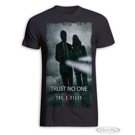 """T-Shirt The X-Files""""Trust No One"""""""