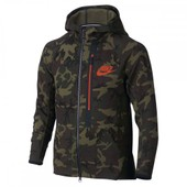 Sweat Nike Tech Fleece Allover Print Full-Zip Junior - Ref. 716805-355