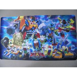 Yu-Gi-Oh - Playmat Machine Gear Trooper (Geargia), Import Jp