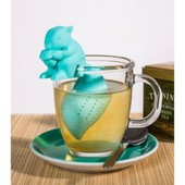 �cureuil Infuseur Filtre � Th� Tisane Herbe