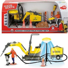 Wacker Neuson Road Construction Set