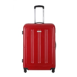 Pascal Morabito Valise Cabine Low Cost - Anite Rouge - Taille S - 49cm - 40 L