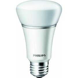 Lampe LED Master Bulb standard A60 - culot E27 - 6 w - 2700 °K - 470 lm Philips
