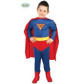 Deguisement Super Hero 5/6 Ans